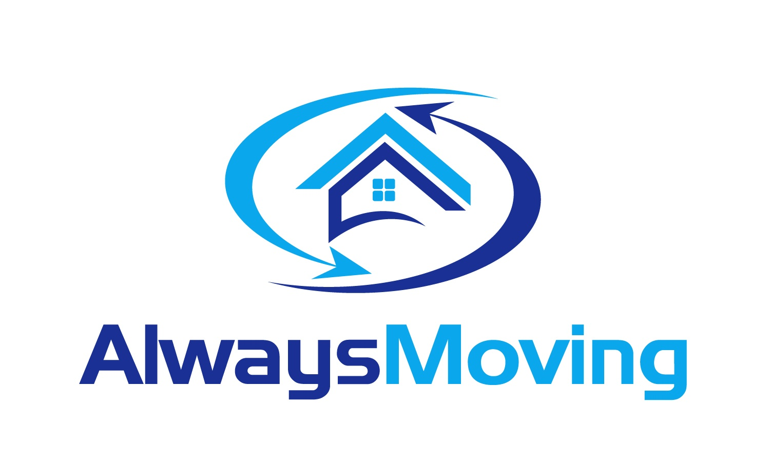 Always Moving Inc Logo