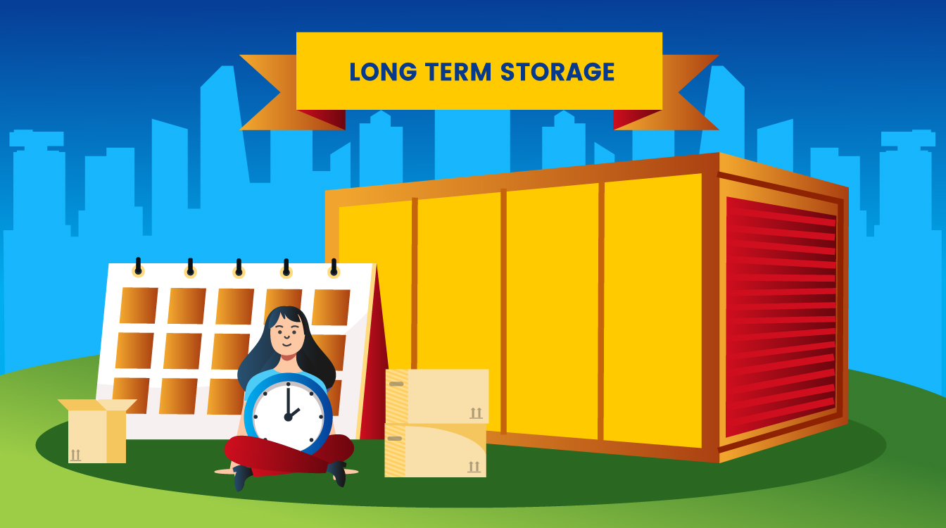 10 Long Term Storage Tips Movebuddha