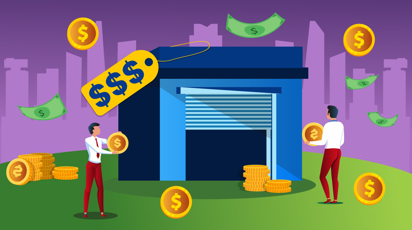 How Much Does A Self-Storage Unit Cost?| moveBuddha