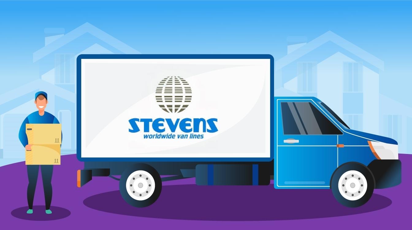 Stevens Wordwide Van Lines