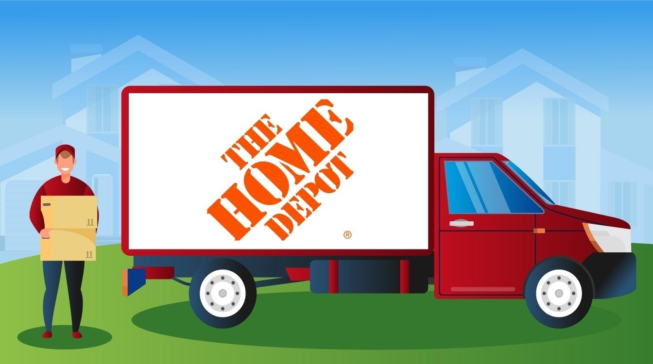 Home Depot Truck Rental