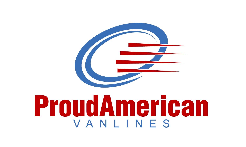 Proud American Van Lines Logo