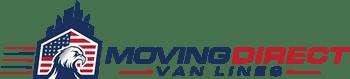 Moving Direct Van Lines Logo