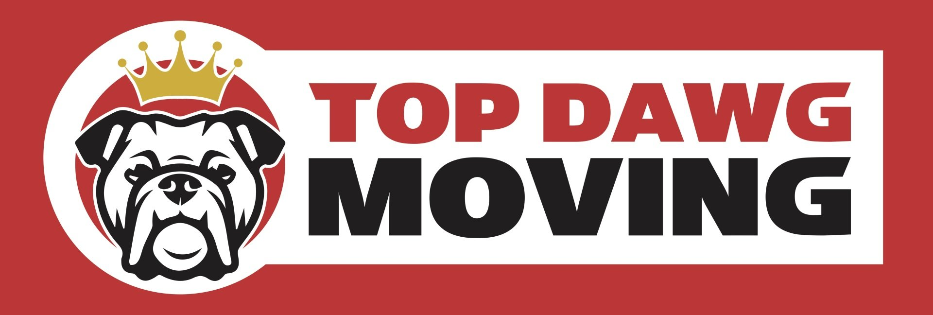 Top Dawg Moving Logo