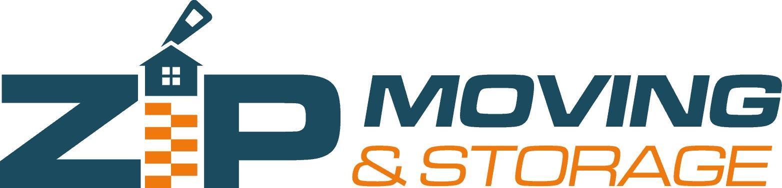 Zip Moving & Storage Logo