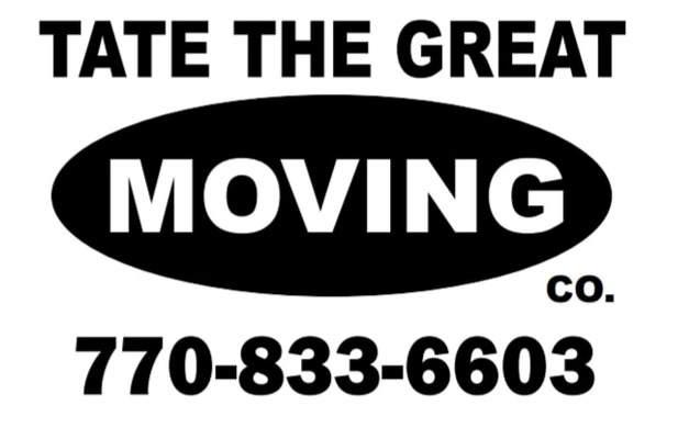 Tate the Great Moving Company Logo
