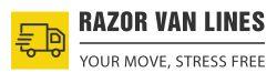 razor van lines logo