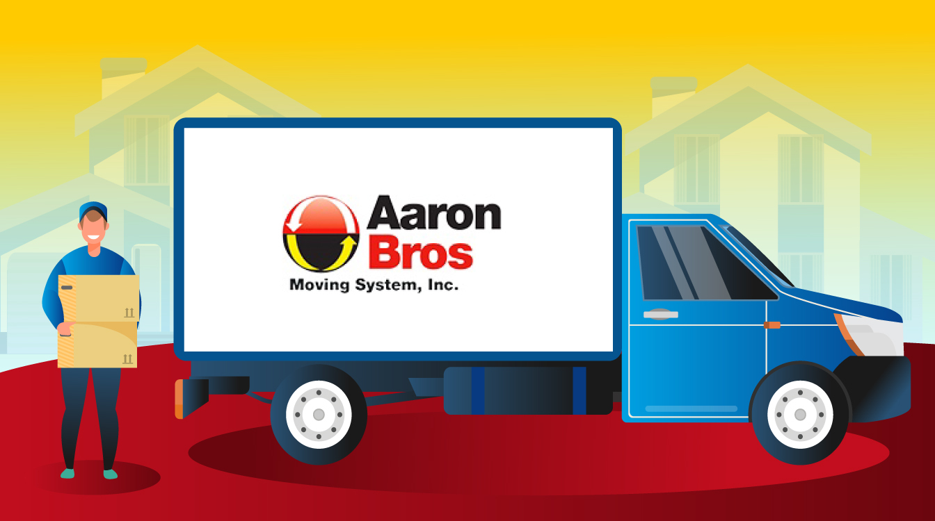 <strong>Aaron Bros Moving System</strong>