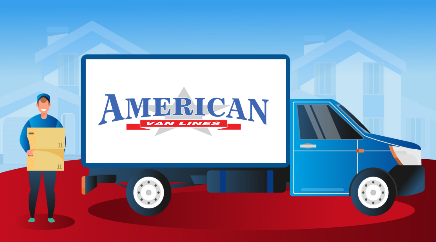 <strong>American Van Lines</strong>