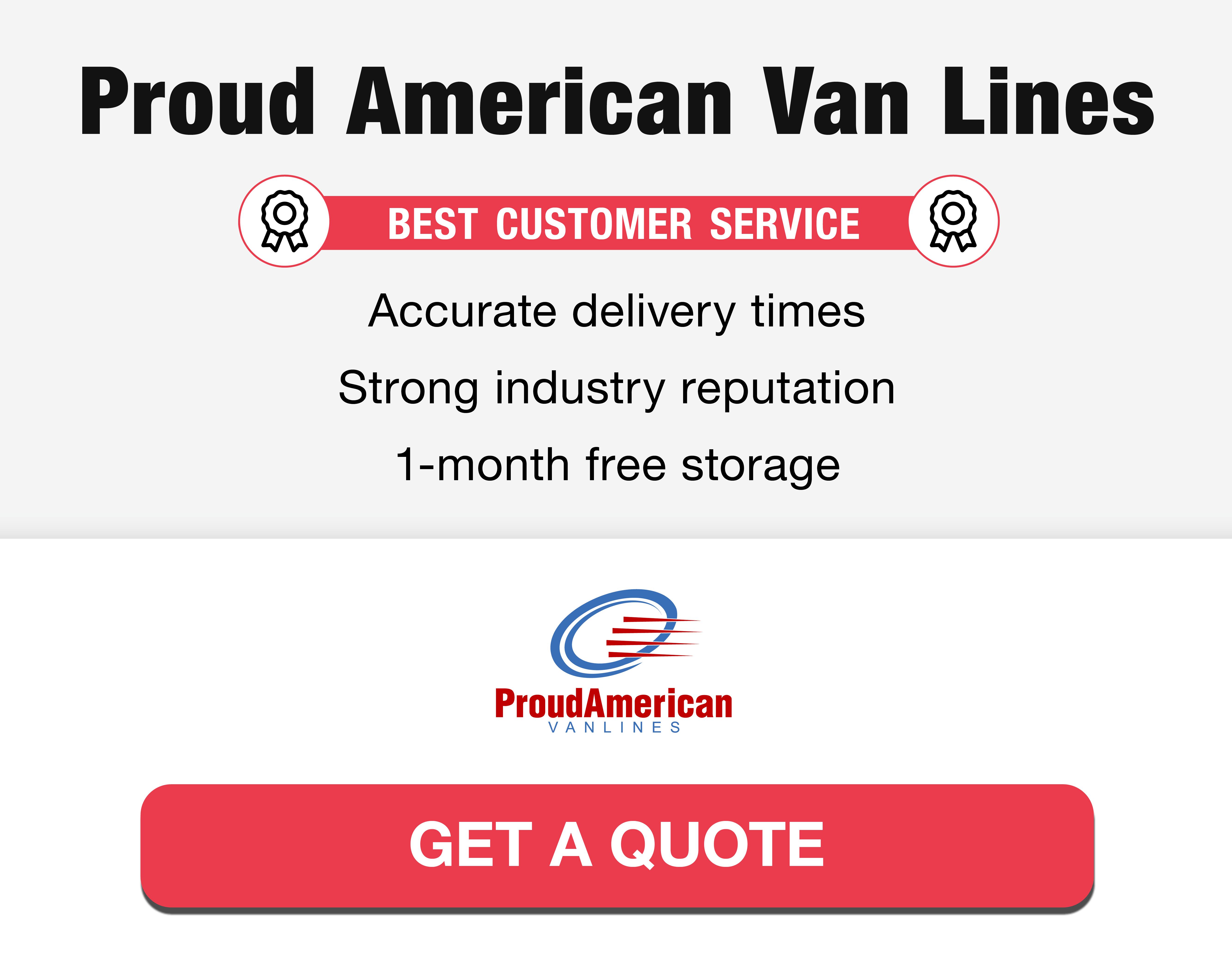 Proud American Van Lines