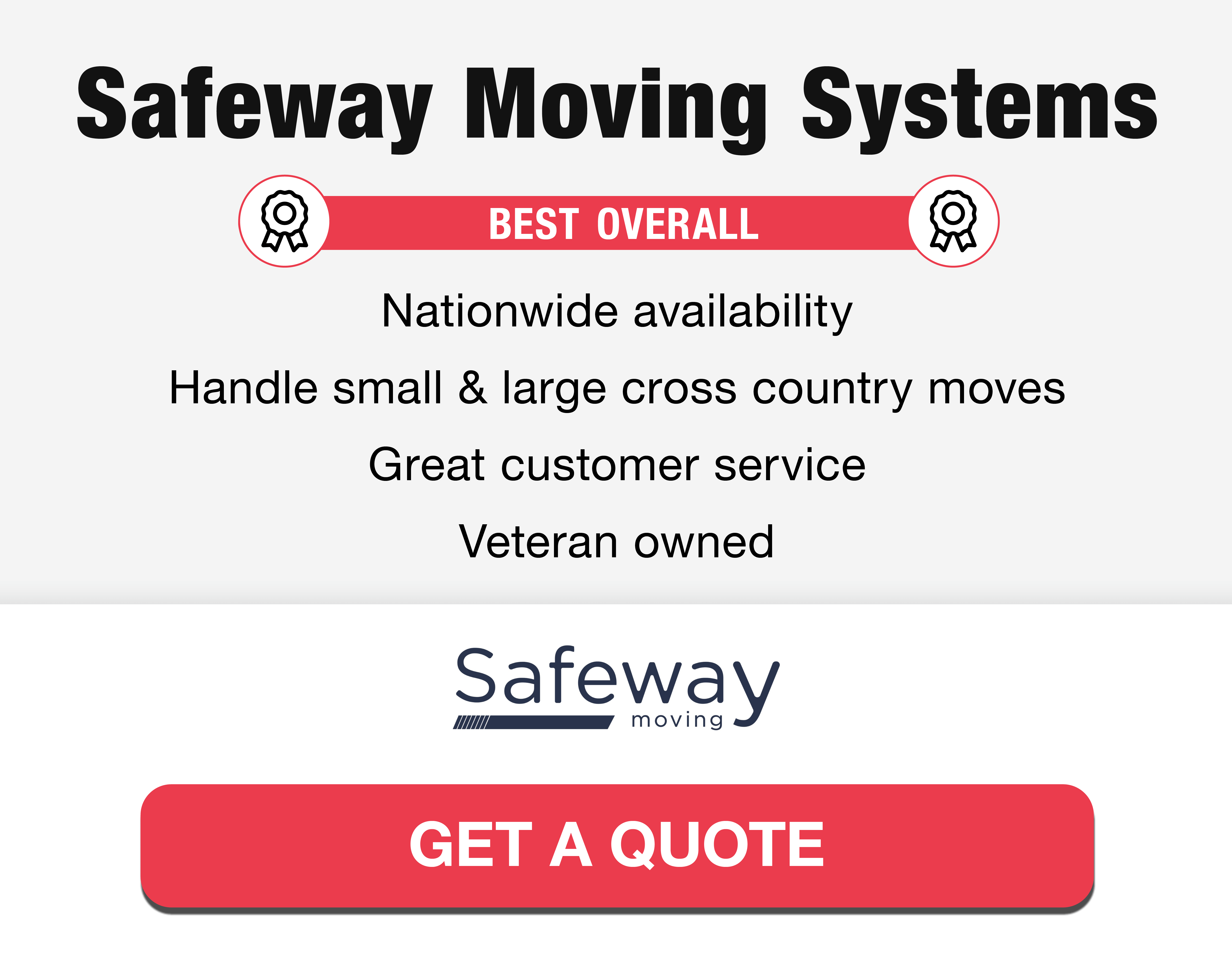 Safeway Moving Systems